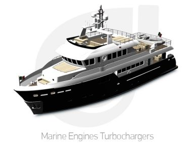 Marine Engines Turbochargers